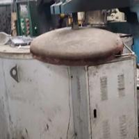 廣西廢鋁熔化爐 鋁錠熔解爐