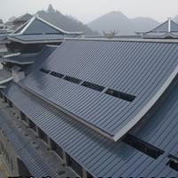 0.7mm厚铝镁锰合金板25-430型铝板 氟碳涂层