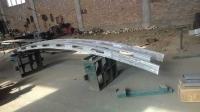 12060方坯鋁合金框架式對弧樣板