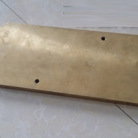 浇铸铝件铝件四轴五轴对外加工来图定制铝件