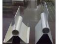 供应上海大截面工业铝型材,无缝铝管