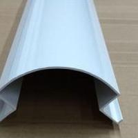 广东加油站铝型材厂家气站包柱铝圆