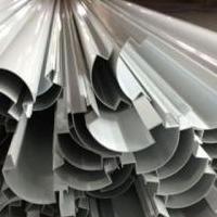 加汽站包柱圆角铝加汽站新型材包柱铝型材