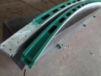 多弧型鑄造鋁合金對弧樣板