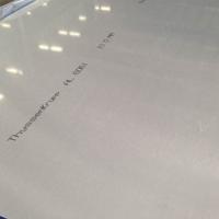 出口1050-H24铝板 双面贴膜铝板