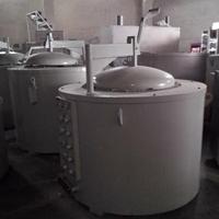 山西500KG熔铝炉 坩埚式熔化保温炉