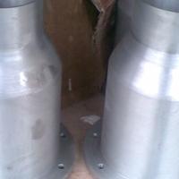 树脂砂灰口铸铁加工大型铸件