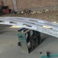 立式大型连铸机二冷锻对弧样板