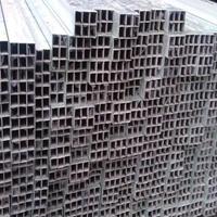 广州5052国标铝方管