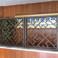 铝窗花防护栏功能特点