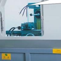 铝铜型材散热片剖沟机开槽机周详半自动