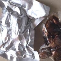 供应烧鸡蒸煮铝箔袋酱肉透明蒸煮袋
