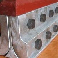 供应钢丝带专用铝合金接头夹具