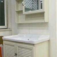 浴室柜 全铝 太空铝 成品现货供应