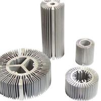 6063铝型材 太阳花铝材