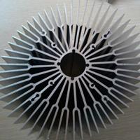 散热器片 工业散热片铝材