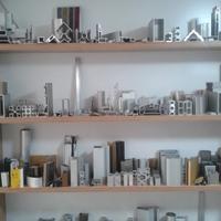 中央空调边框铝型材 立柱铝型材