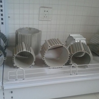 矩形铝管 六角铝型材