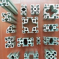 矩形管 生产铝材厂家