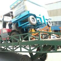 6吨移动登车桥 仙桃市液压登车桥制造