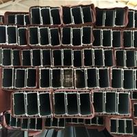 电子散热器铝型材 电动车散热器外壳