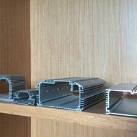 电子散热器铝材 散热器片铝材