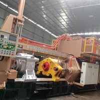 广东1250吨挤压机