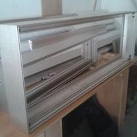 超薄铝合金型材 灯箱铝材