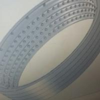 推拉门铝材 锻造铝