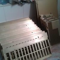 攀登梯子鋁型材  消防器材鋁型材