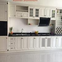 全铝橱柜衣柜 全铝家具定制 铝材供应