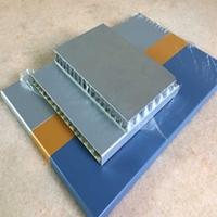 佛山氟碳喷涂铝蜂窝板厂家 仿木纹铝蜂窝板