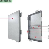 室外氟碳铝单板幕墙定制,冲孔铝板