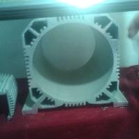 减砂氧化铝型材 喷砂氧化铝