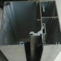 電動門鋁型材  全自動門鋁材