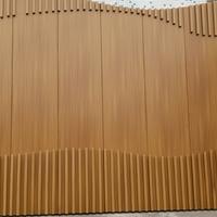 仿木色铝板_铝合金外墙材料铝板生产厂家
