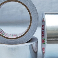 保溫鋁箔膠帶 單導鋁箔膠帶
