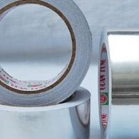 冰箱铝箔胶带 油性铝箔胶带