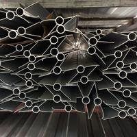 铝合金方管 铝排管冷库用