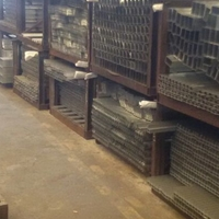 壁柜门铝型材 隔断铝材