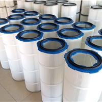 濾碳粉用高精密覆膜粉塵濾芯