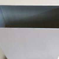 鋁合金矩形方管定制 大小規格厚度任意定制