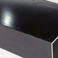 广告牌用铝方管50x50玄色铝方管批发