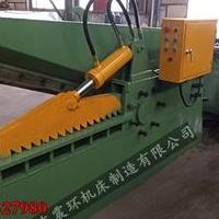200吨废铁废钢鳄鱼剪切机全自动款