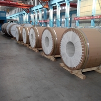 铝合金板管道防腐保温铝皮的价格