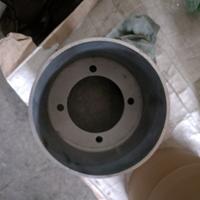 优质胶辊厂10寸压铸铝芯