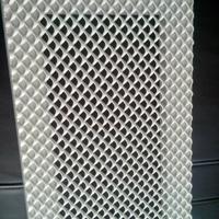 佛山專業定制菱形鋁板網廠家 可提供樣品