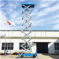 18米升降機 芷江縣液壓升降舉升機價格