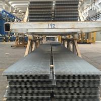 6063T6大截面散热器加工厂家