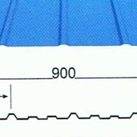 瓦楞铝板,压型铝板,合金铝板